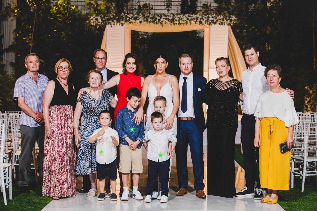 צילומי משפחה זה חלק מהלוז