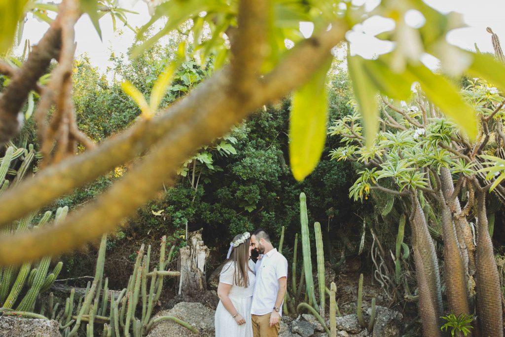 צילומי זוגיות לפני החתונה בטבע
