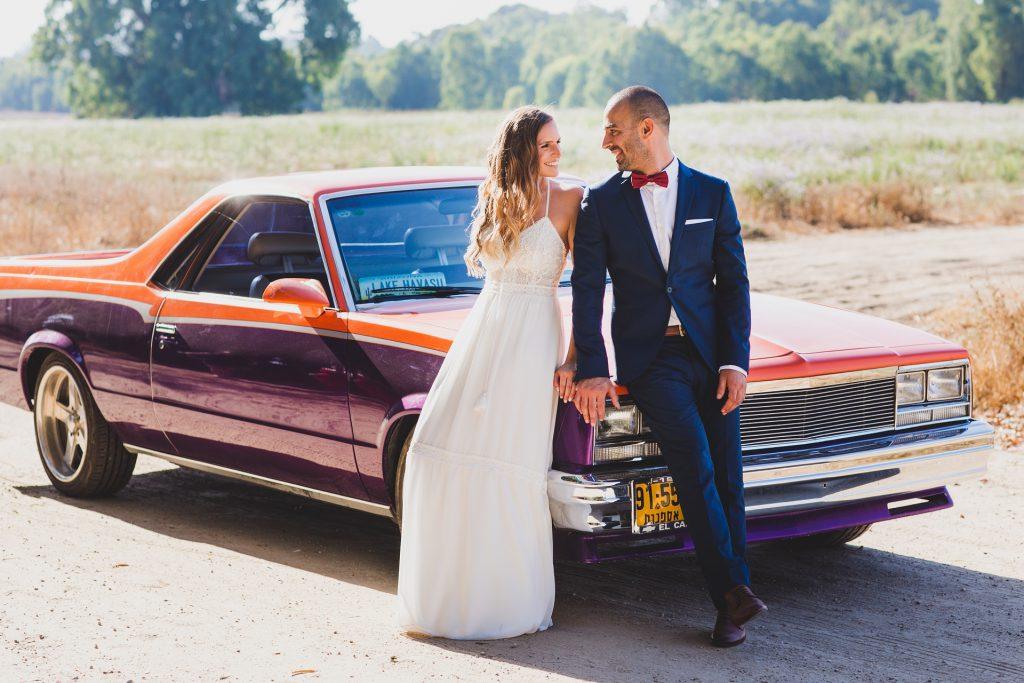 צילום חתונה דרך העדשה שלנו ניב ושחר