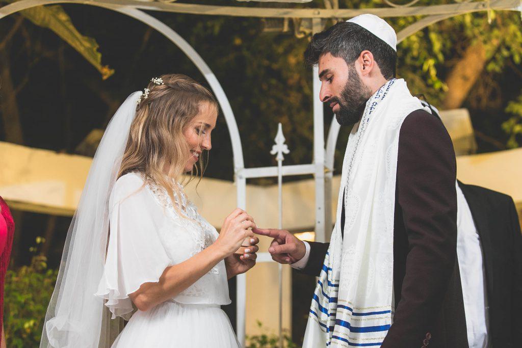 חופה בחתונה