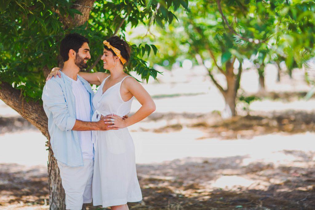 צילום זוגיות לפני החתונה