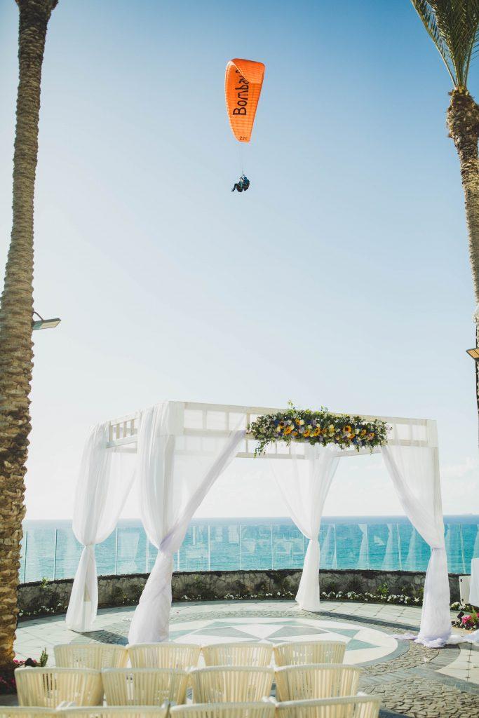 חתונה על הים באולם 591