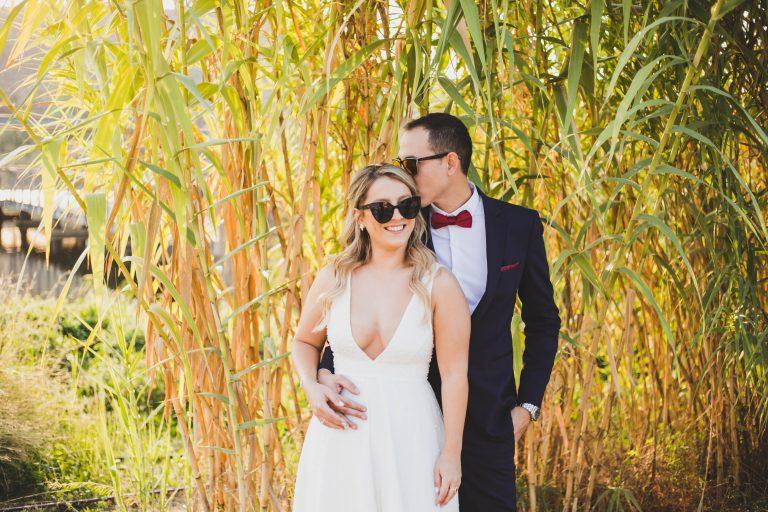 צלמי חתונות מומלצים בחתונה של דניאל וטל