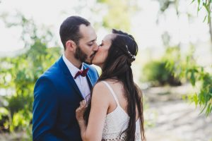 נעמה ושחר התארחו גן אירועים שרונית לחתונה מטורפת